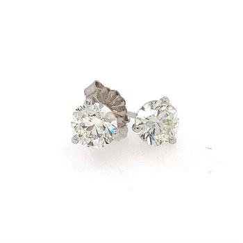 1.40 Carat TW Diamond Studs