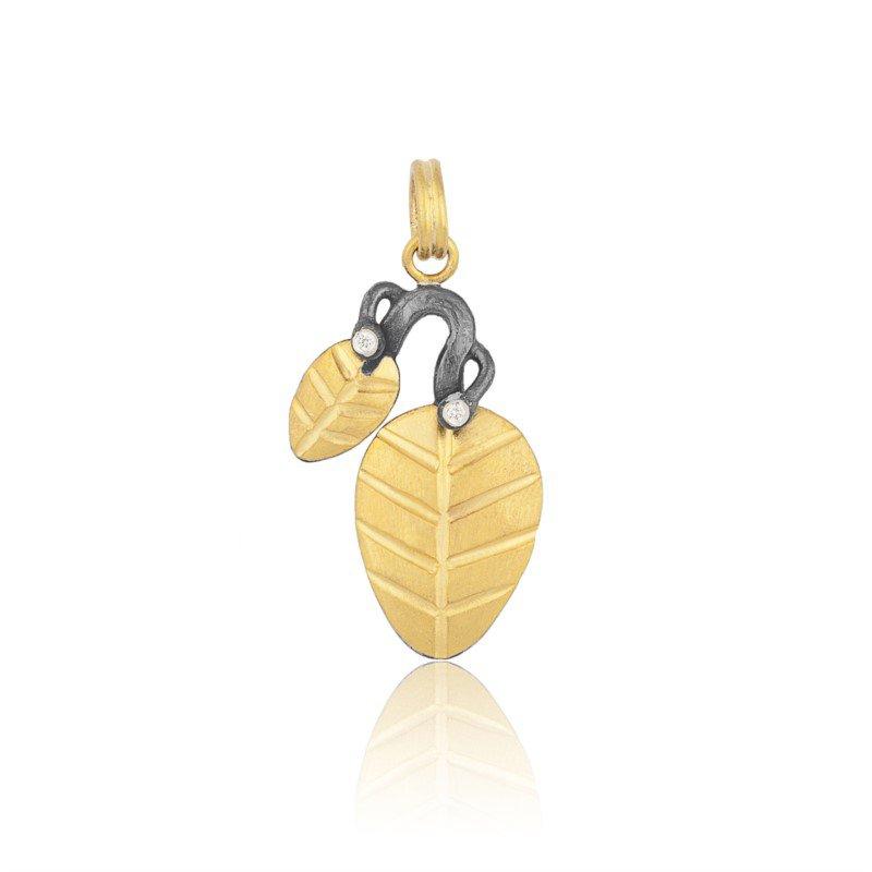 Lika Behar Laurier Earrings
