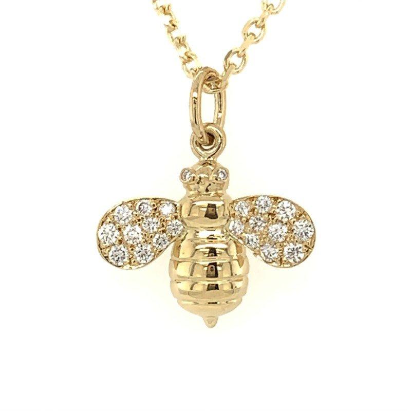 Gumuchian Worker Bee Necklace