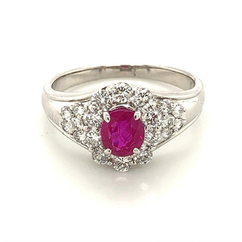 Signature Estate Ruby Ring