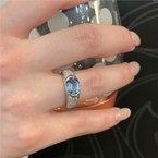 Signature Estate Aquamarine Ring