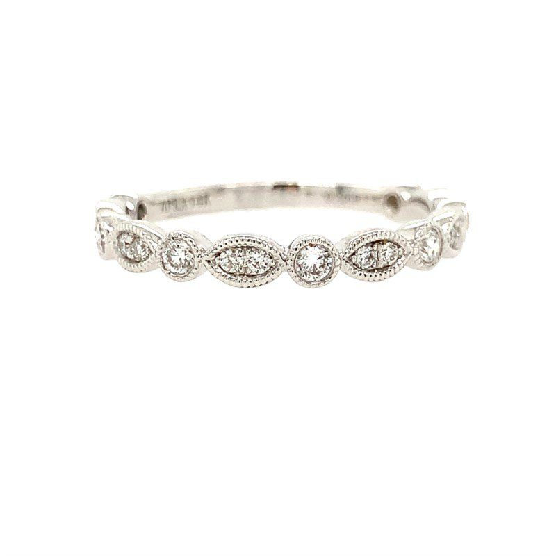 Moses Signature Stackable Band