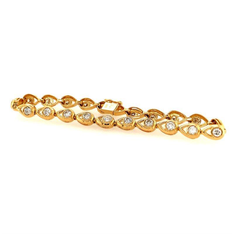 Signature Estate Diamond Bracelet