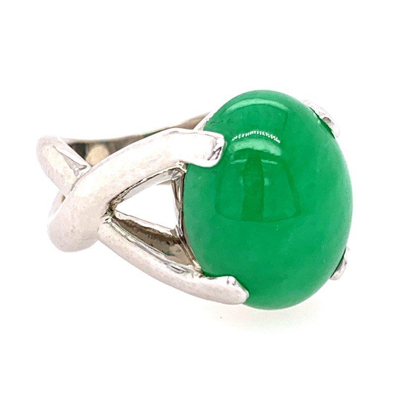 Signature Estate Jadeite Ring