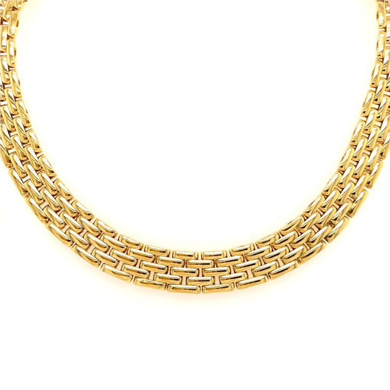 Signature Estate Panther Link Chain