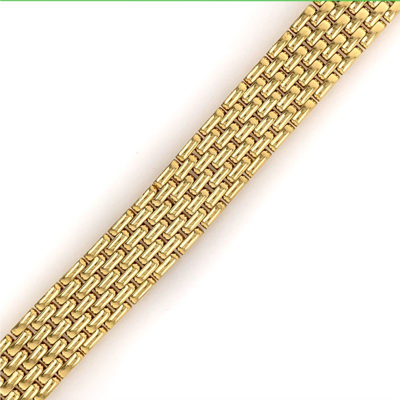 """Signature Estate Panther Link Chain signed """"FOPE Italy"""""""