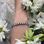 Signature Estate Sapphire and Diamond Bracelet