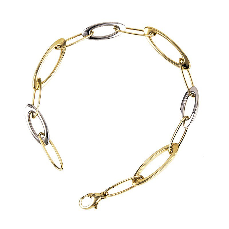 Wear-EVERY-Where Oval Link Braclet