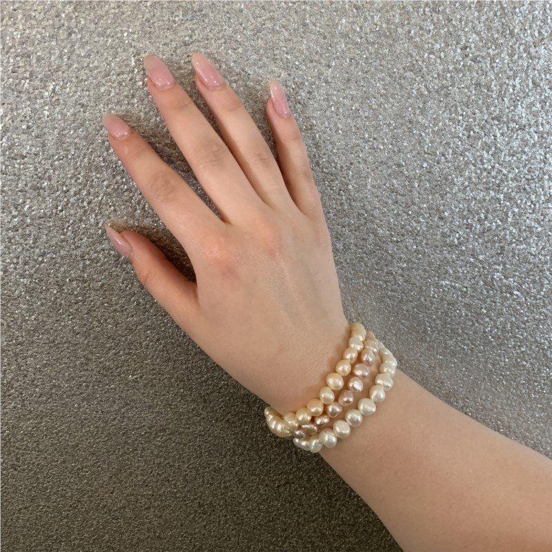 Wear-EVERY-Where Pearl Bracelets