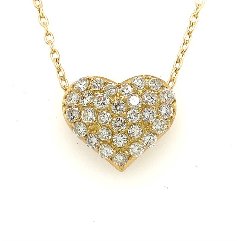 Signature Estate Heart Necklace