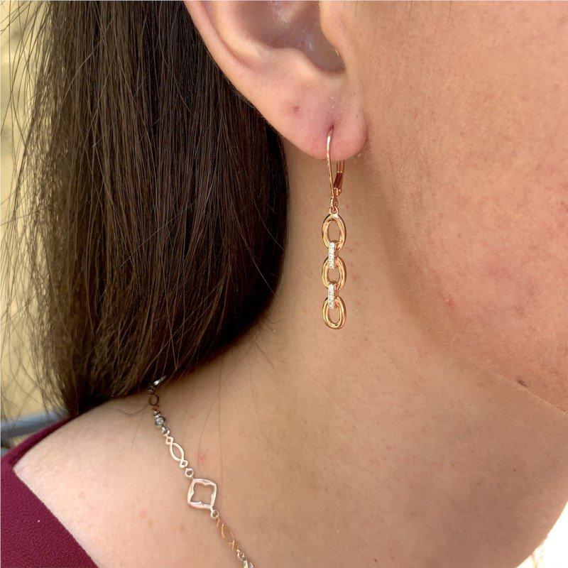 Charles Garnier Paris Dangle Earrings