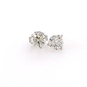 1.02 Carat TW Diamond Studs