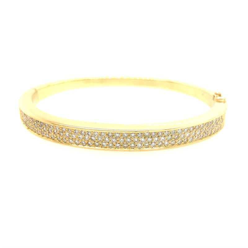 Signature Estate Bangle Bracelet