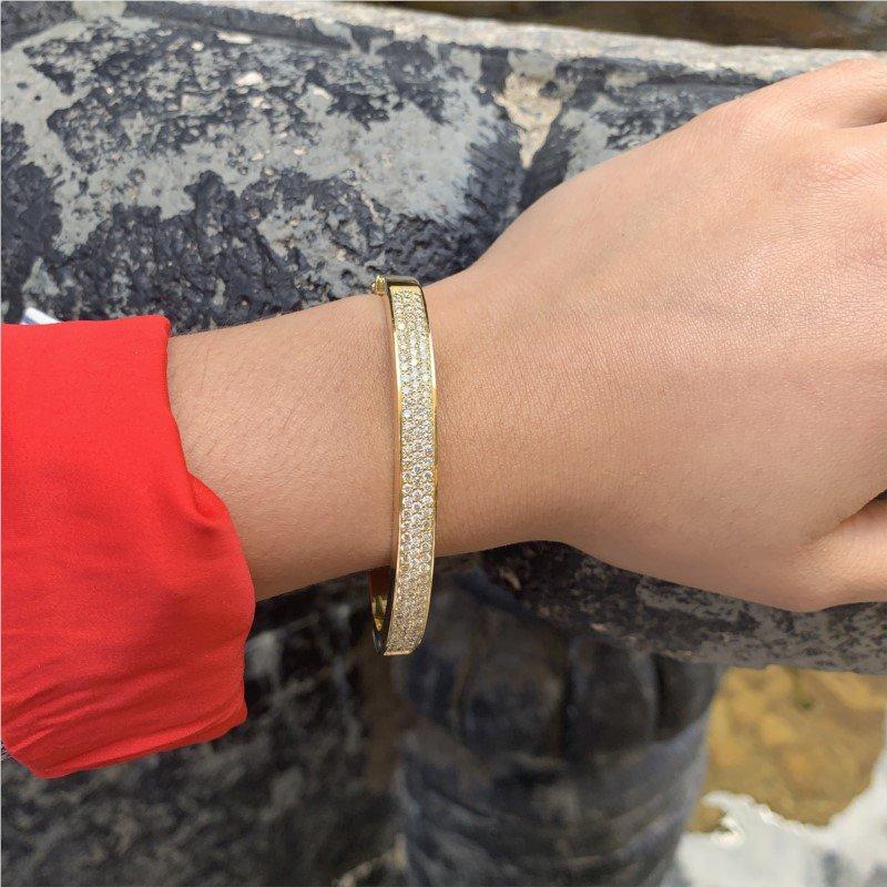 Signature Estate Bangle Bracelet