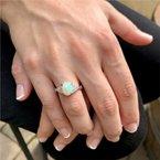 Signature Estate Opal Ring