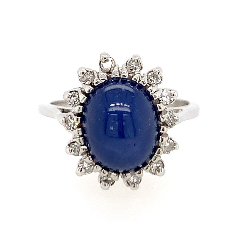 Signature Estate Linde Star Sapphire Ring