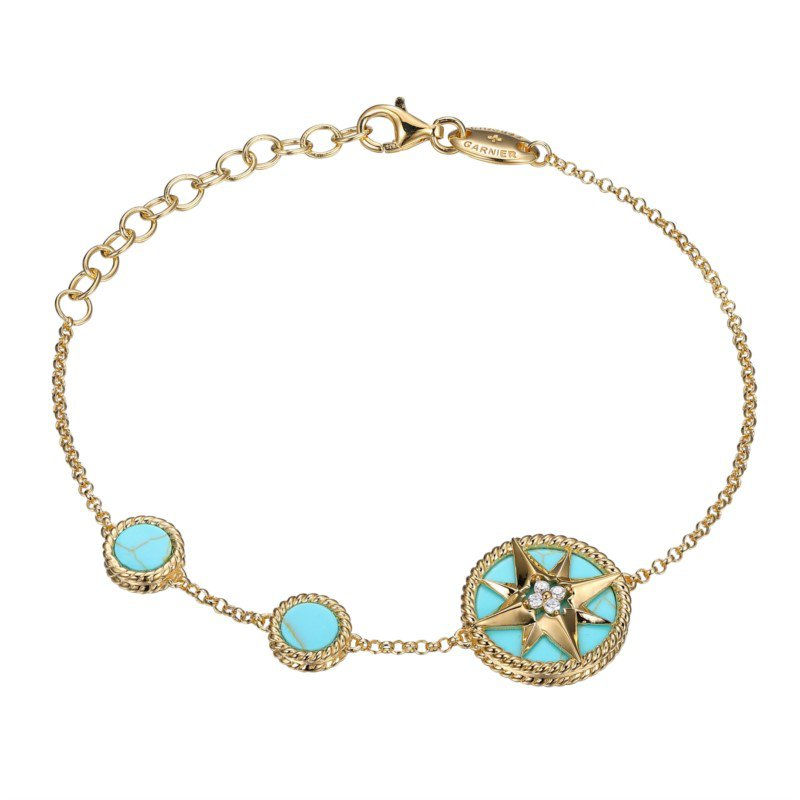 Charles Garnier Paris Turquoise Bracelet