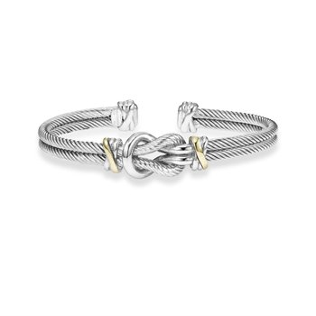 Love-knot Cuff
