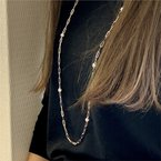 Charles Garnier Paris Paperclip Necklace