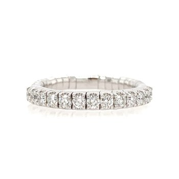 Flexi Diamond Anniversary Band