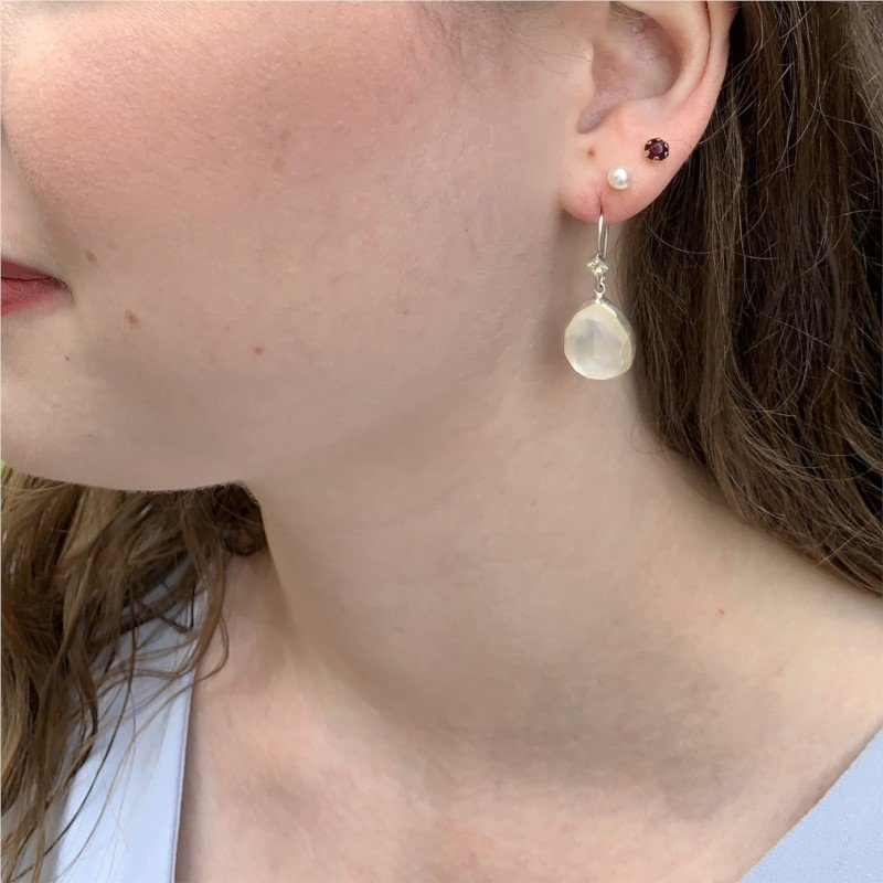 Lika Behar Pompei Earrings