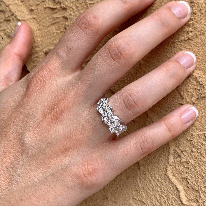 Moses Signature Diamond Ring