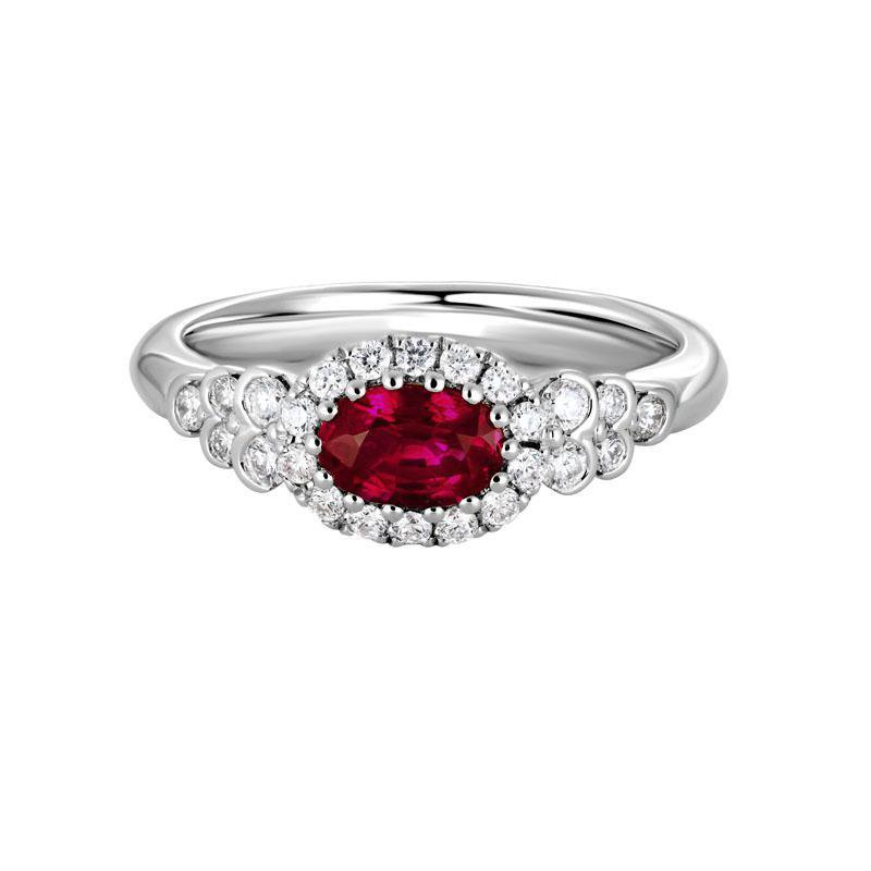Wear-EVERY-Where Ruby Ring