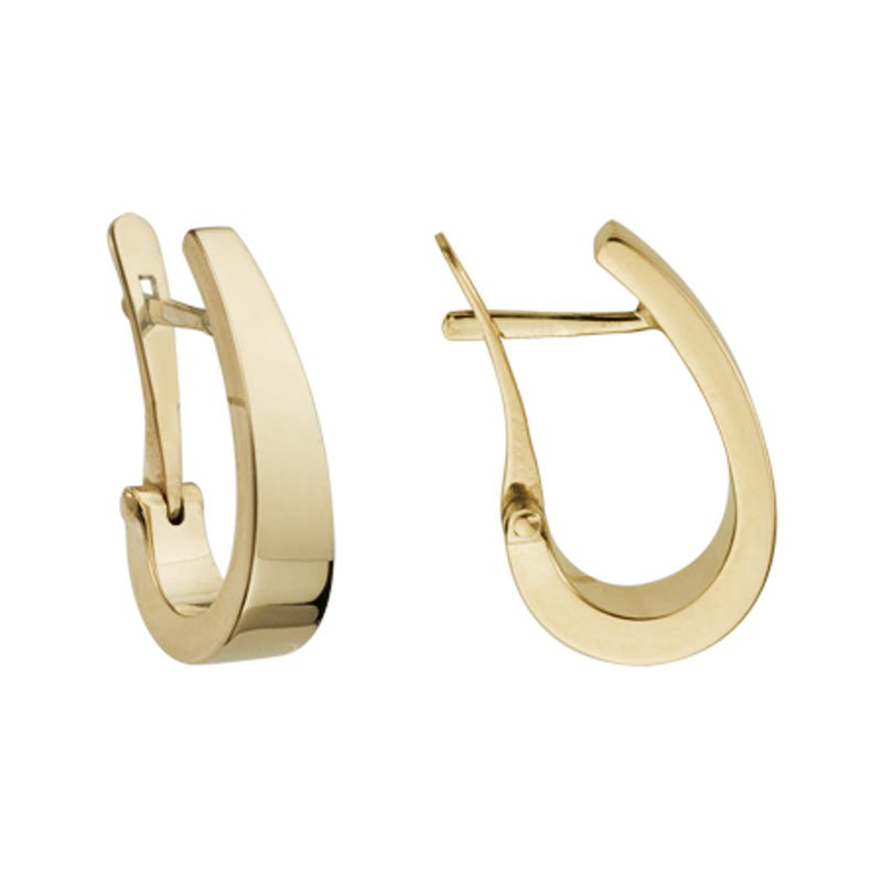 Wear-EVERY-Where Gold Earrings