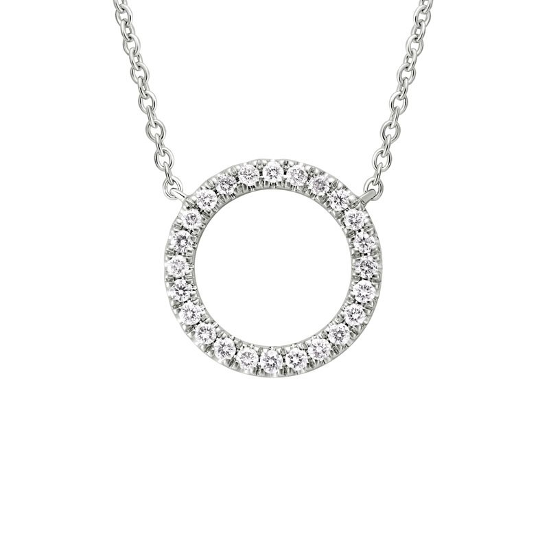 Wear-EVERY-Where Circle Necklace