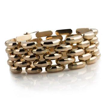 Retro Link Bracelet