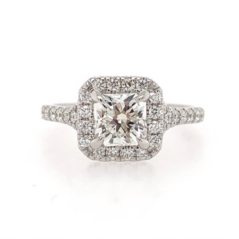 Dream Cut Engagement Ring
