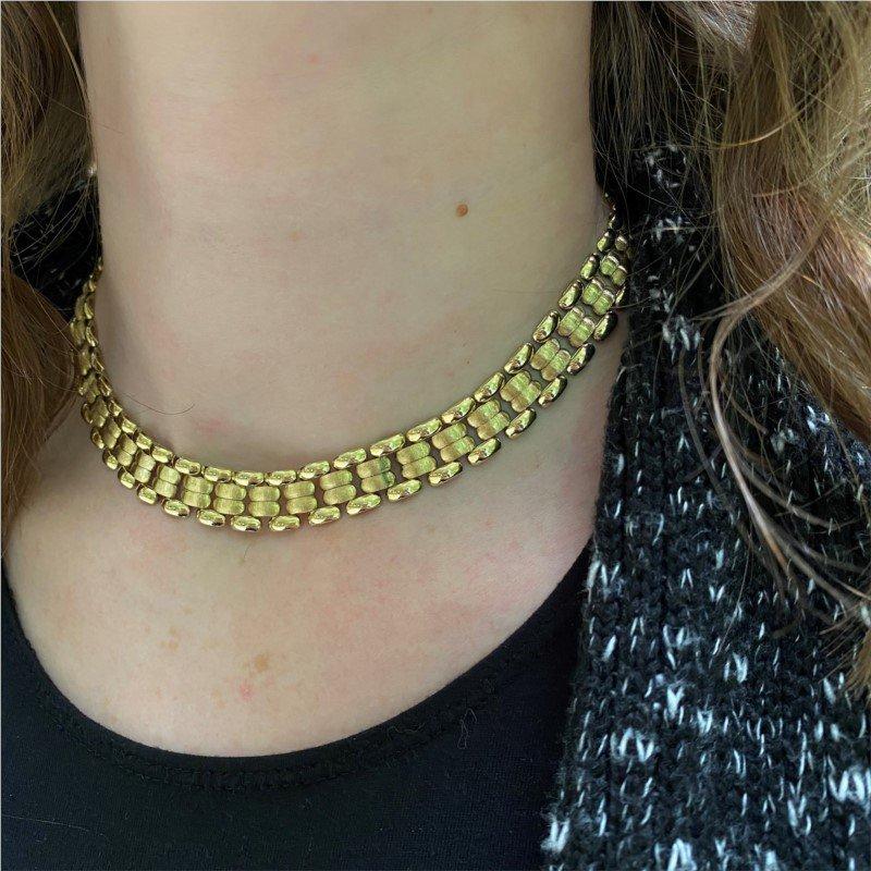 Signature Estate Collar Necklace