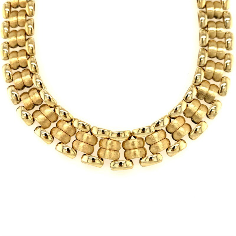 Signature Estate Collar Necklace