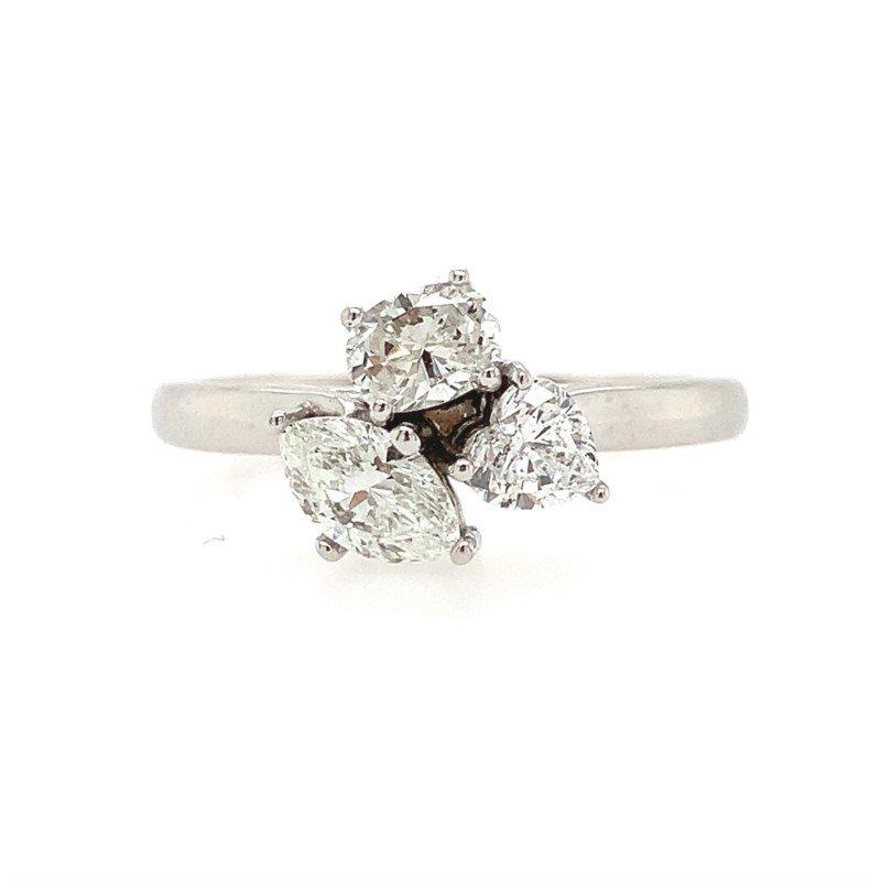 Moses Signature Multi-Shape Diamond Ring