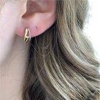 Wear-EVERY-Where Hoop Earrings