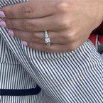 Signature Estate Engagement Ring