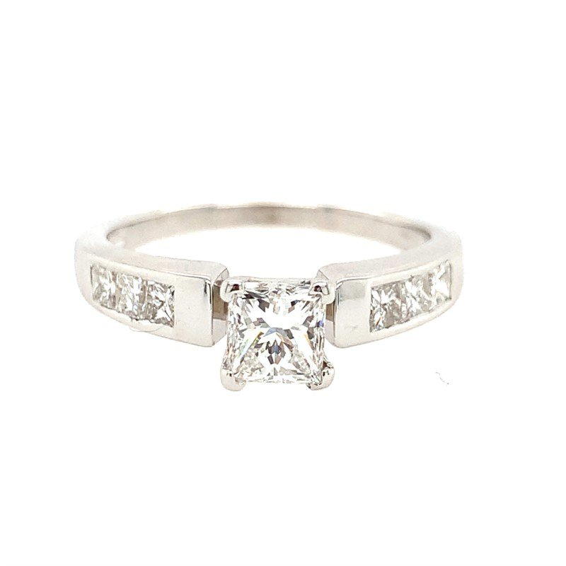Signature Estate Engagement Ring