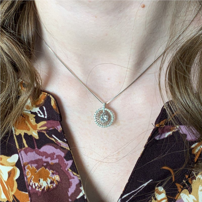 Signature Estate Diamond Necklace