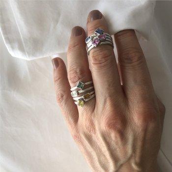 Prismic Ring