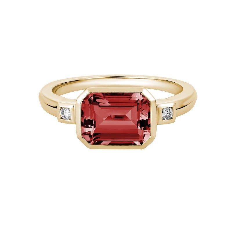 Wear-EVERY-Where Garnet Ring