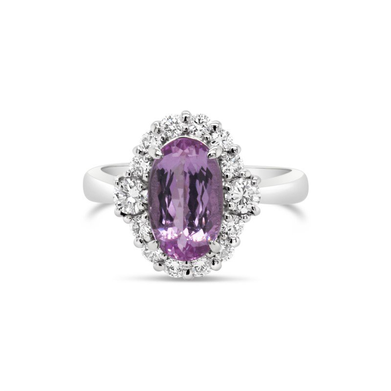 Signature Estate Pink Topaz Ring