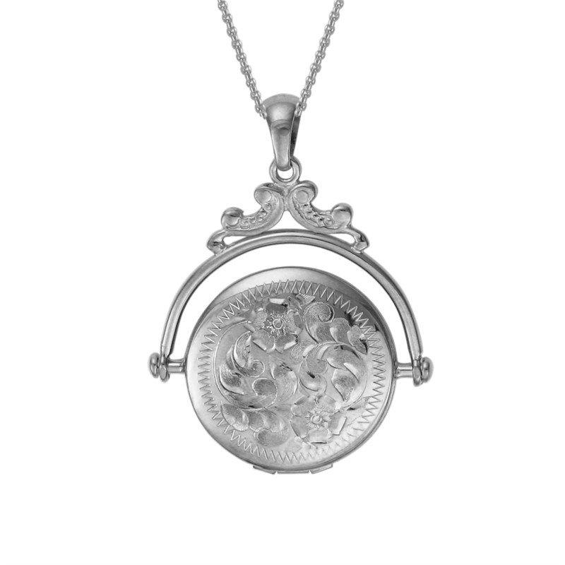Wear-EVERY-Where Engraved Locket