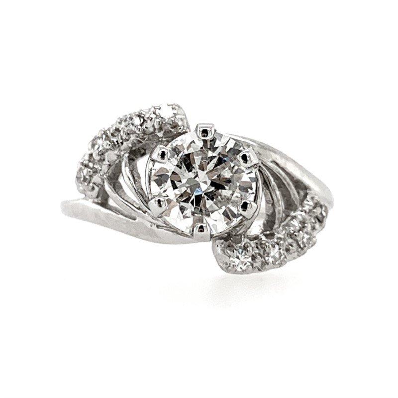 Signature Estate Jabel Engagement Ring