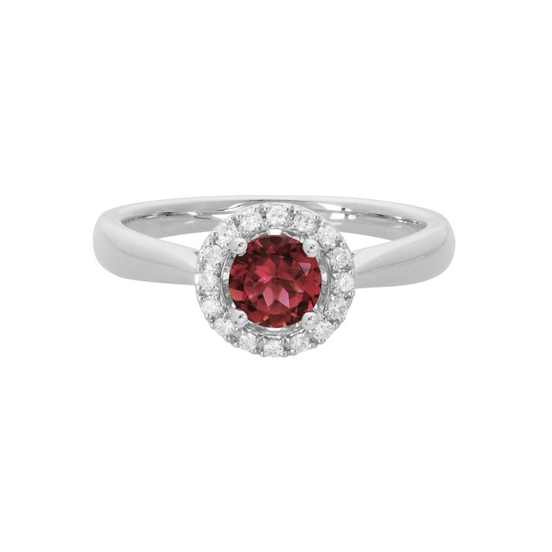 Wear-EVERY-Where Garnet Ring