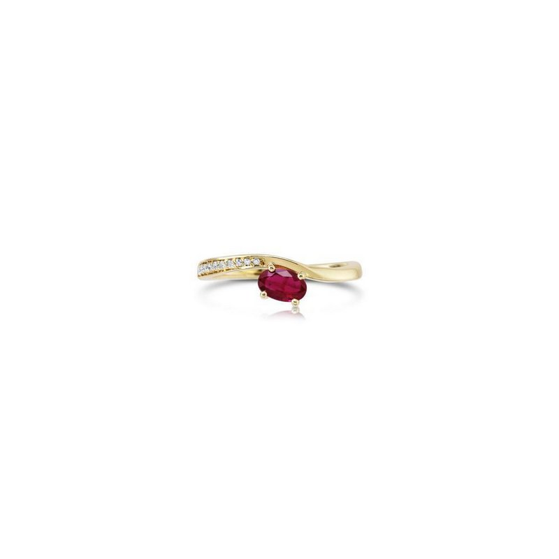 Parlé Ruby Ring
