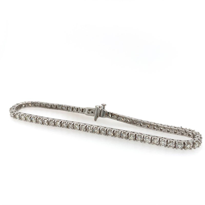 Moses Signature Diamond Bracelet