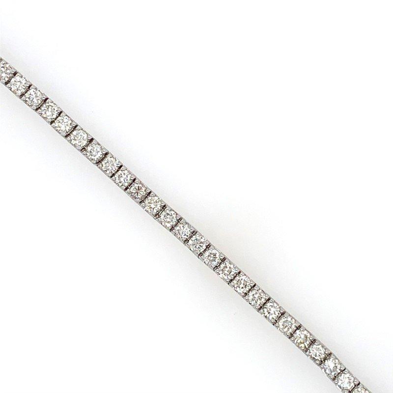 Moses Signature Diamond Bracelet