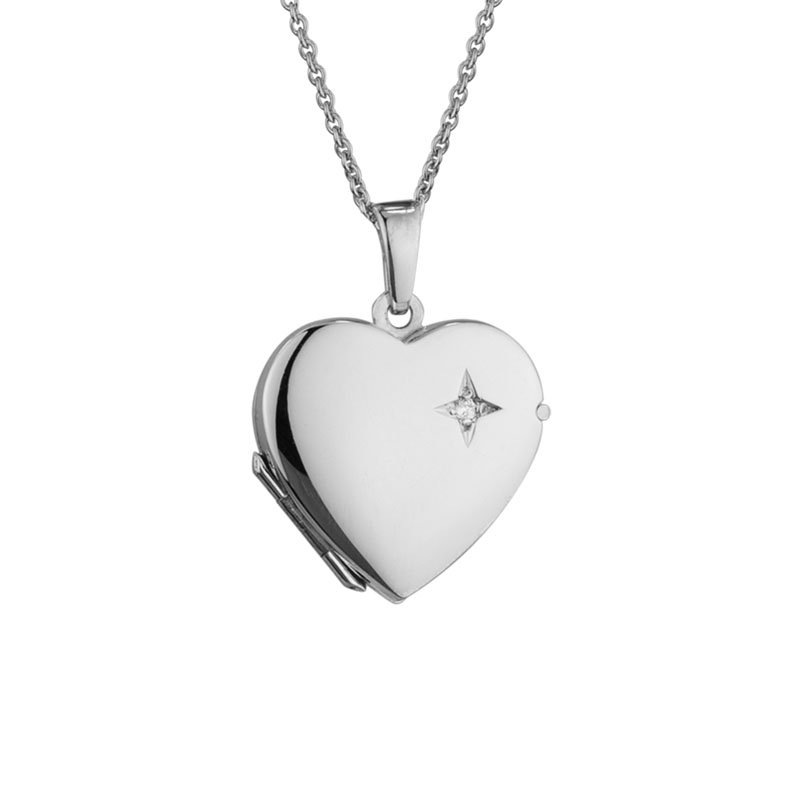 Wear-EVERY-Where Heart Locket