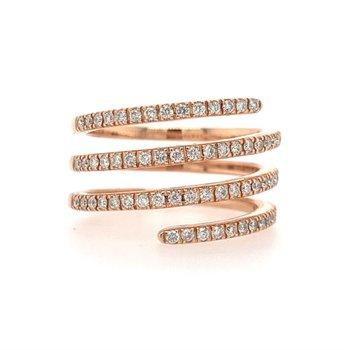 Spiral Spring Ring