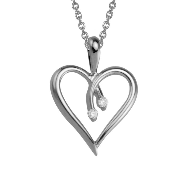 Wear-EVERY-Where Heart Necklace